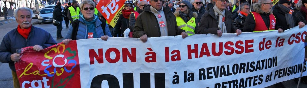 Manifestation 26 janvier 2019